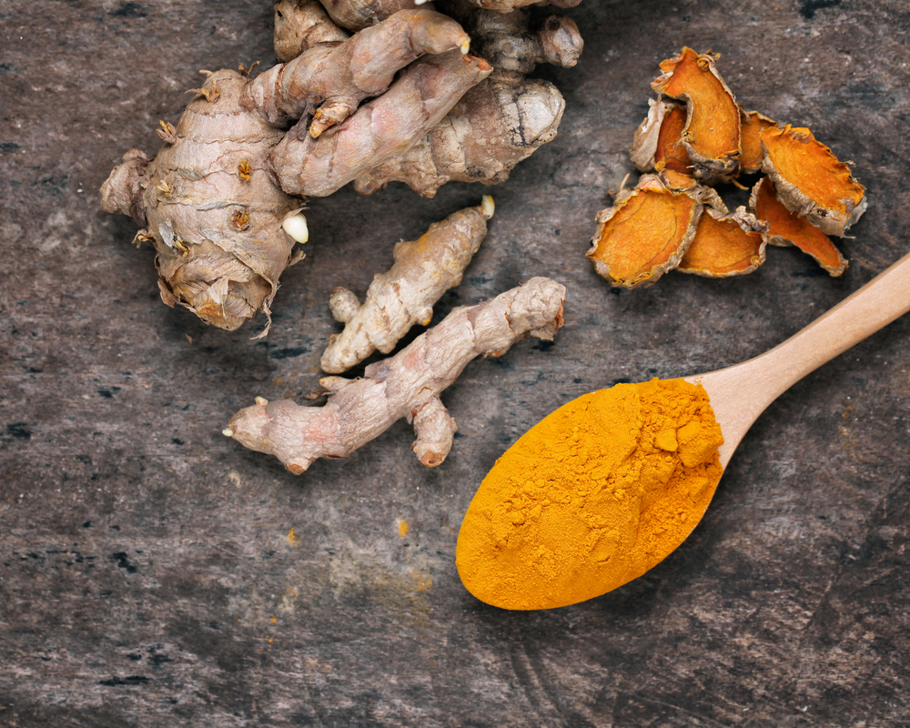 Take Down Toxins With Turmeric