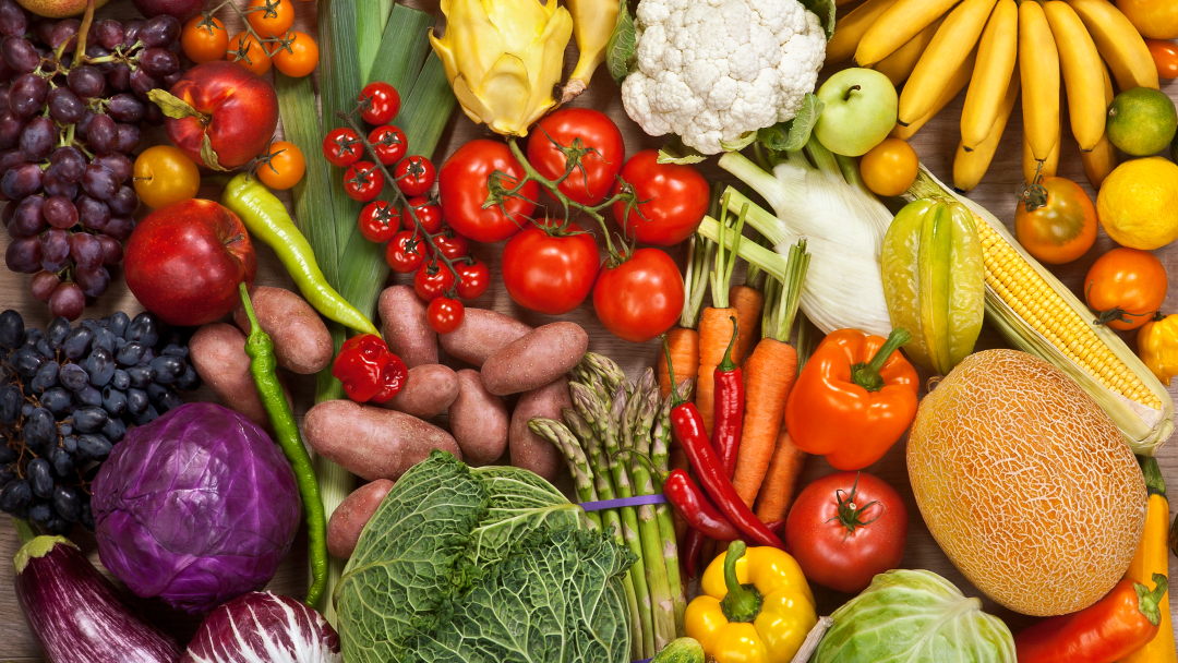 6 Reasons Why You Need Food Diversity