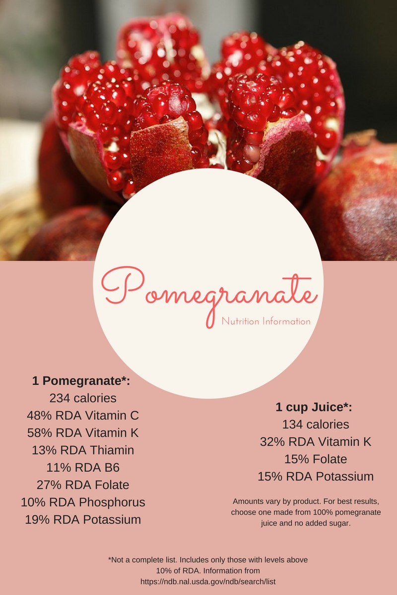 How to choose a pomegranate
