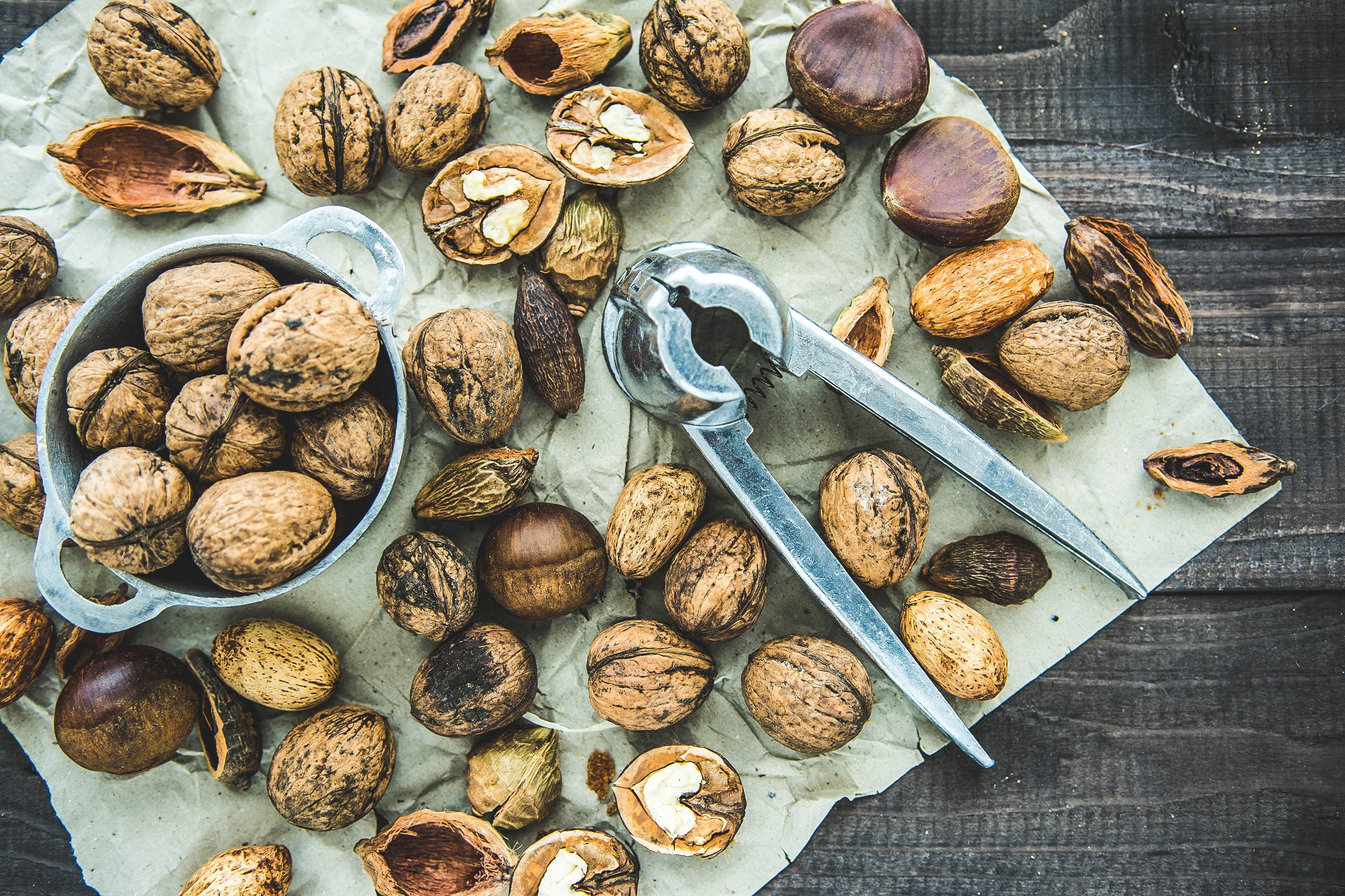 Get Nuts About Nuts: The Latest Science on This Healthy Snack