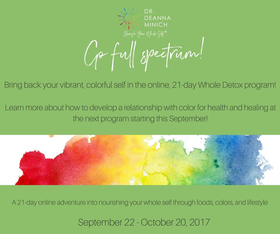 21-day Whole-Detox program