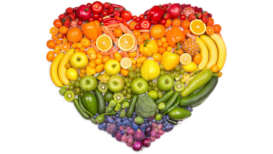 3 Reasons to Look at the Colors of Fruits and Vegetables