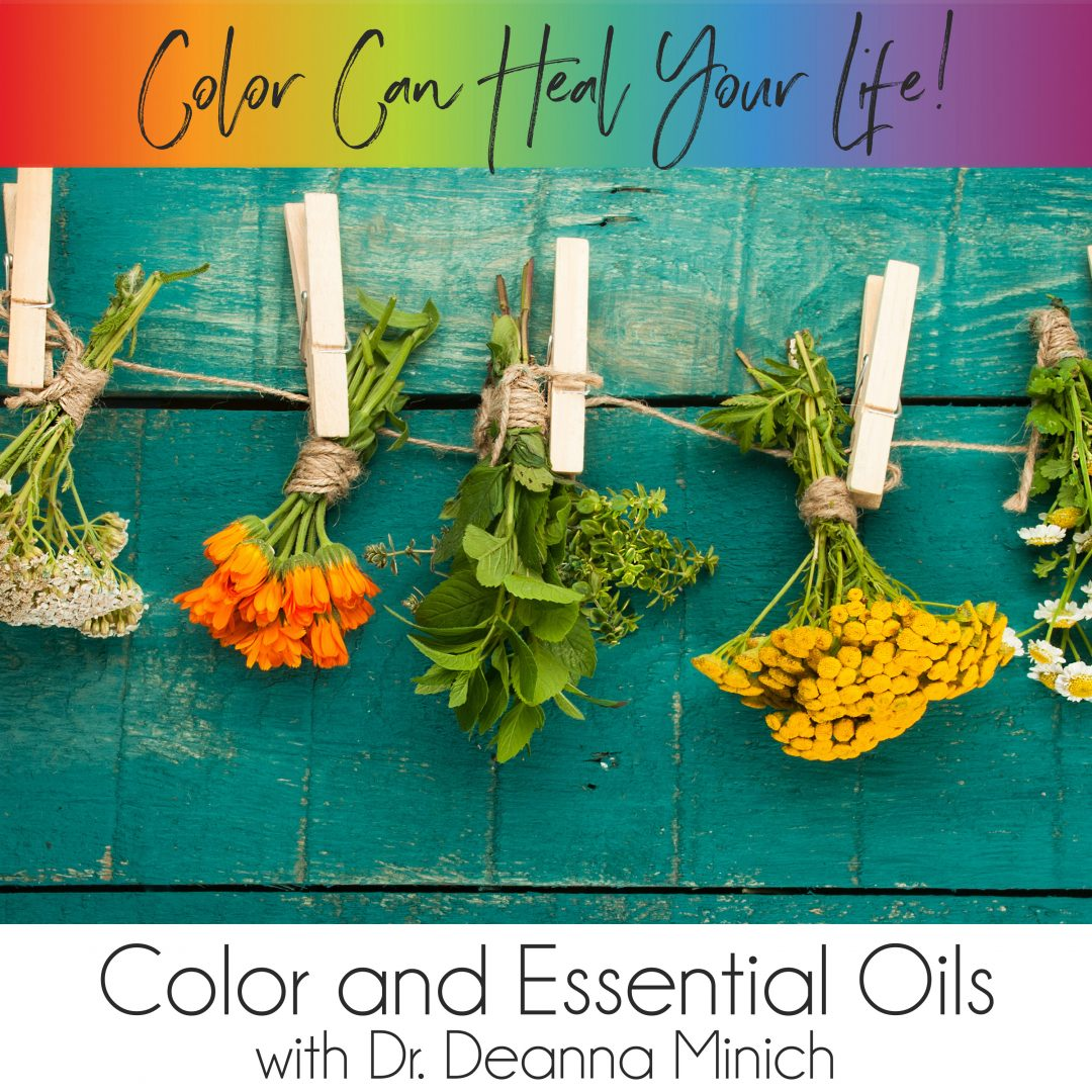 Color and Essential Oils