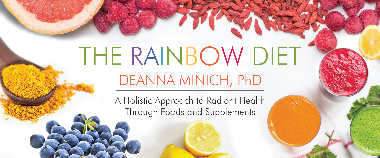 The rainbow diet deanna minich nvjuhfo Images