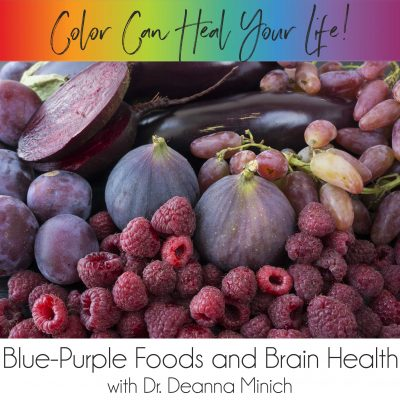 Blue-Purple Foods and Brain Health