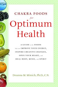 Book Cover: Chakra Foods for Optimum Health