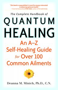 Book Cover: The Complete Handbook of Quantum Healing