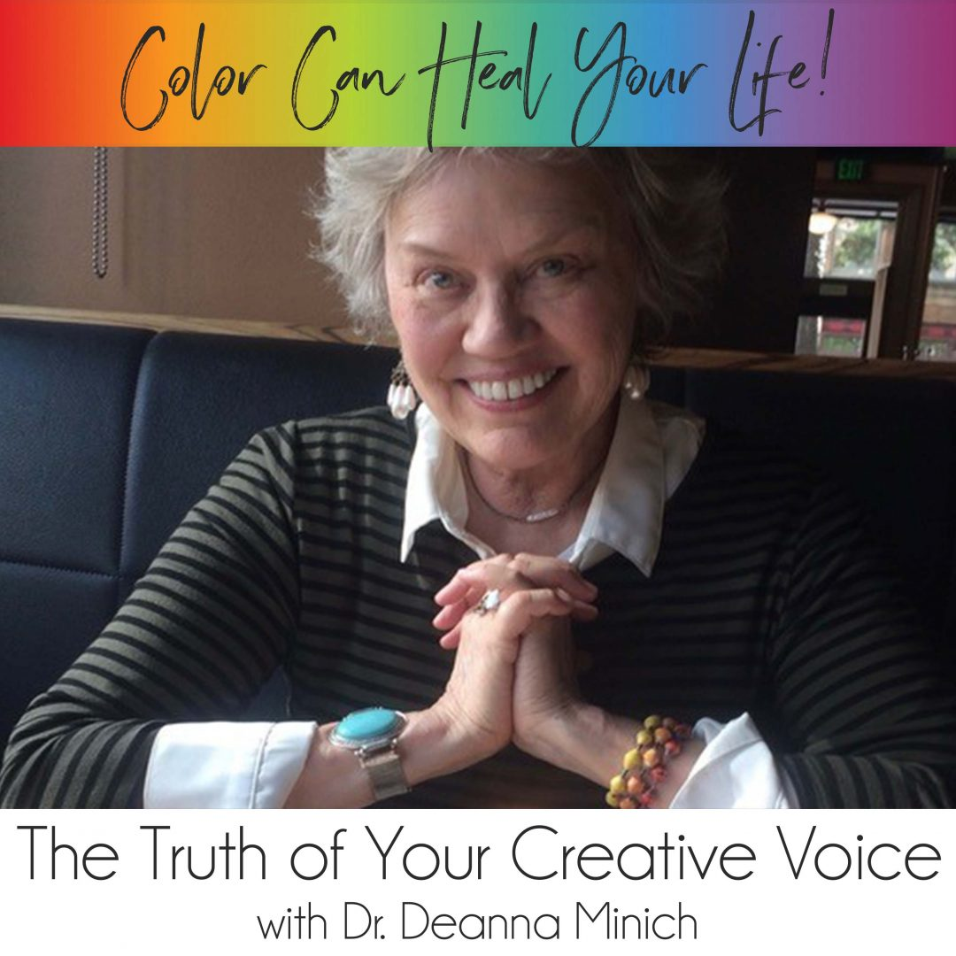 The Truth of Your Creative Voice