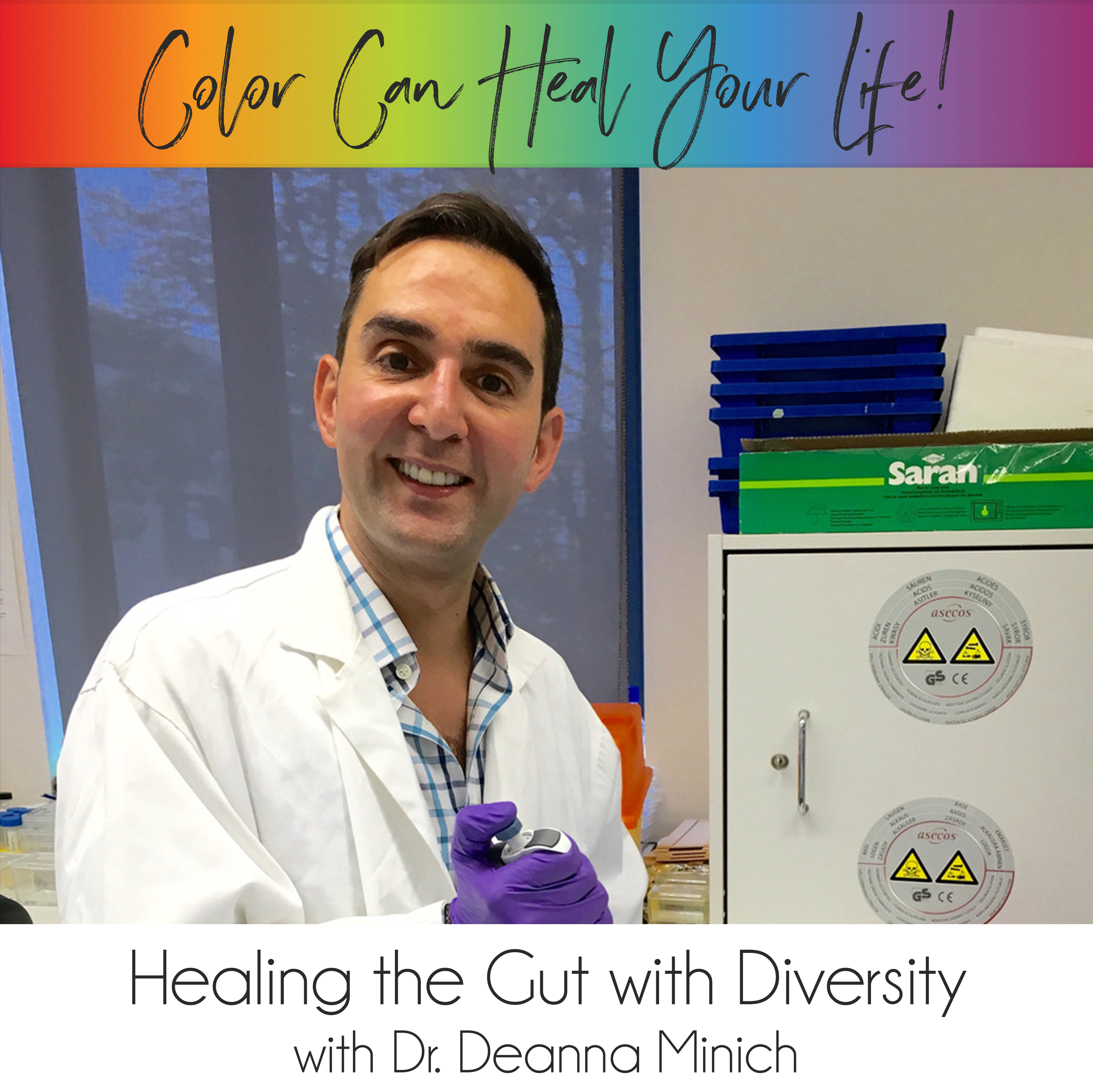38: Healing the Gut with Diversity