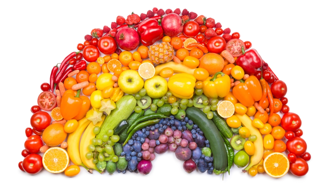 The Color Density Table: Colorful Phytonutrients in Common Foods